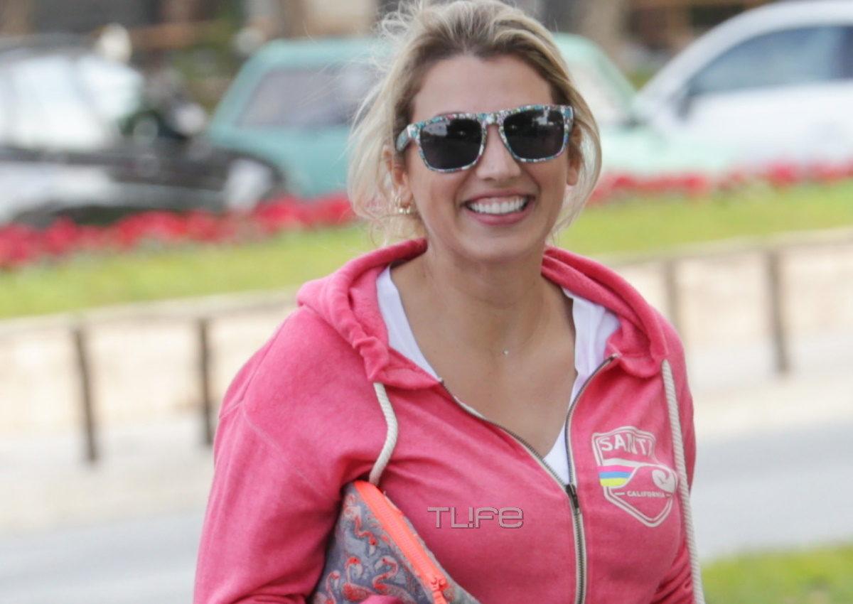Κωνσταντίνα Σπυροπούλου: Βόλτα στη Βουλιαγμένη με τις φίλες της! [pics]   tlife.gr