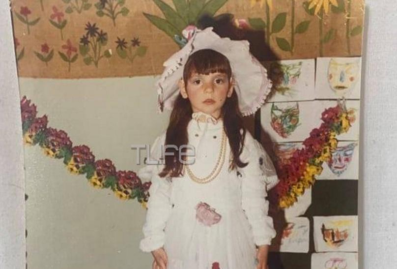 Ποια γνωστή Ελληνίδα παρουσιάστρια είναι η μικρή  βασίλισσα της Άνοιξης της φωτογραφίας; | tlife.gr