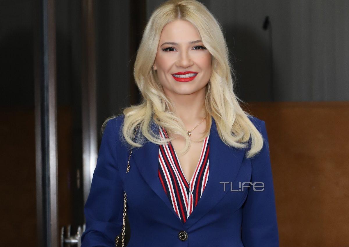 Φαίη Σκορδά: Εντυπωσιακή εμφάνιση στη «Βραδιά του Ευχαριστώ» του Make-A-Wish! Φωτογραφίες | tlife.gr