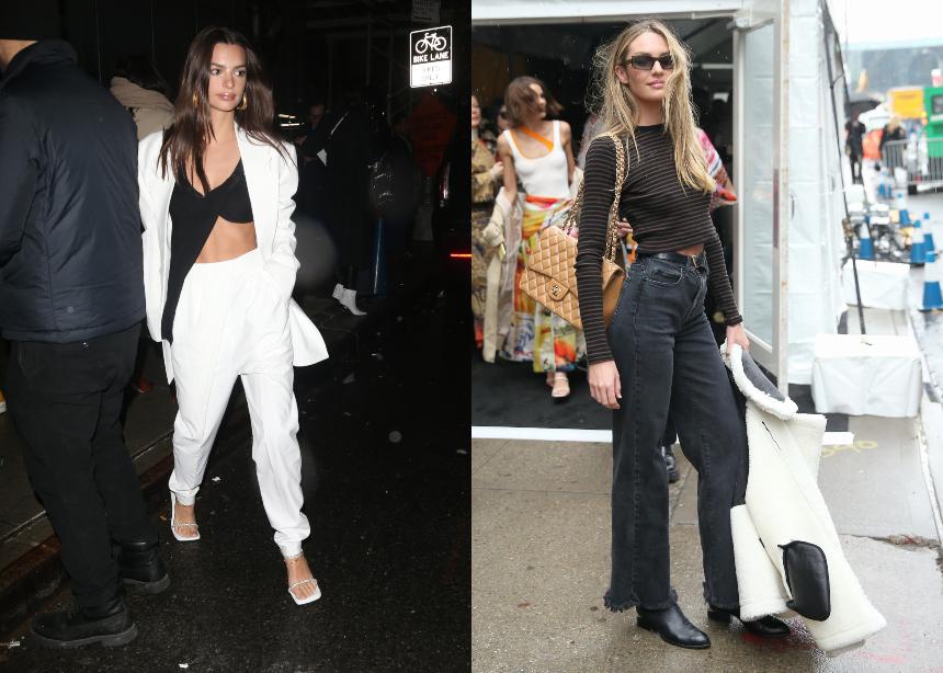 Τι φόρεσαν τα it girls στην Εβδομάδα Mόδας της Νέας Υόρκης!