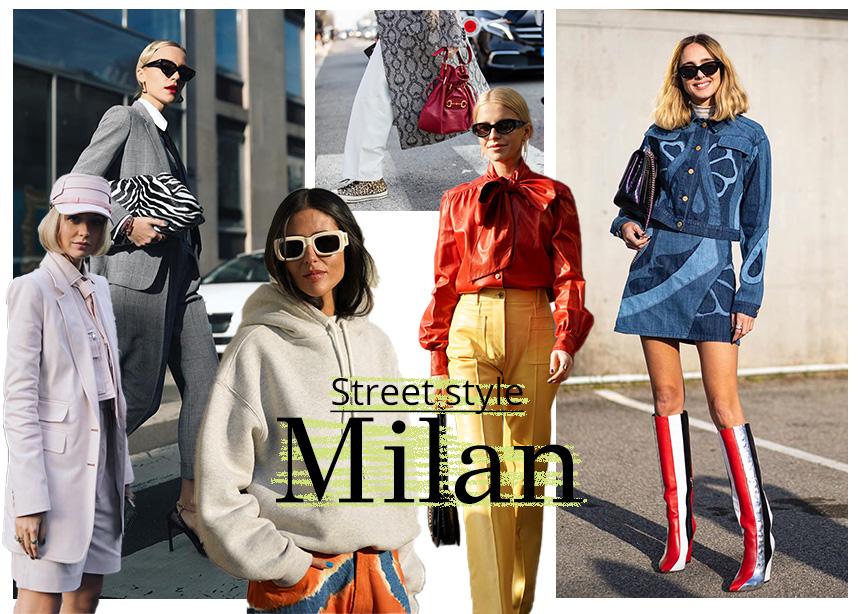 Μαθήματα styling κατευθείαν από τα street style του Μιλάνου!   tlife.gr