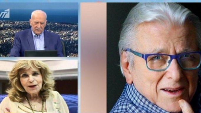 Λύγισε η Δέσποινα Στυλιανοπούλου on air για τον Κώστα Βουτσά [video] | tlife.gr