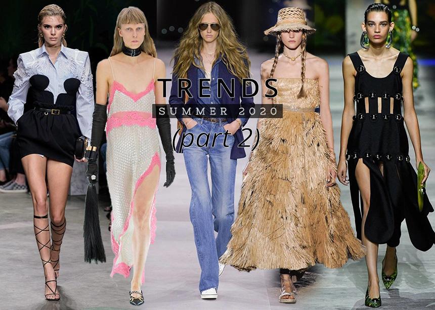 Spring Summer 2020: Τι θα φορέσουμε τη νέα σεζόν (part 2) | tlife.gr