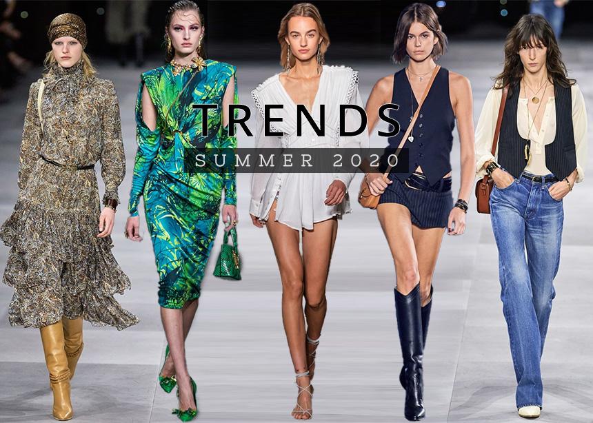 Τάσεις Spring Summer 2020! Τι θα φορέσουμε τη νέα σεζόν (Part 1) | tlife.gr