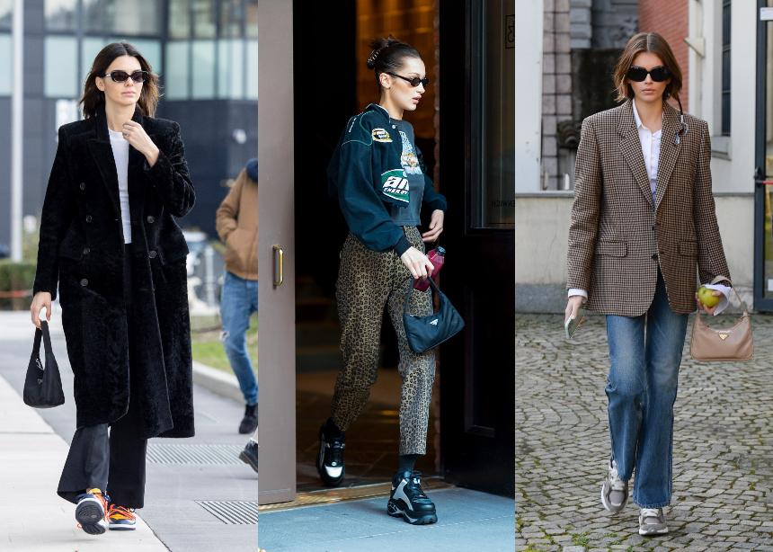 Αυτή είναι η τσάντα που κράτησαν τα μοντέλα περισσότερο αυτό τον μήνα! | tlife.gr