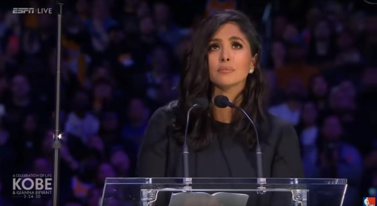 Συγκλονίζει η Βανέσα Μπράιαντ: Μιλά δημόσια για τον Κόμπι και την κόρη τους Τζιάνα [video]