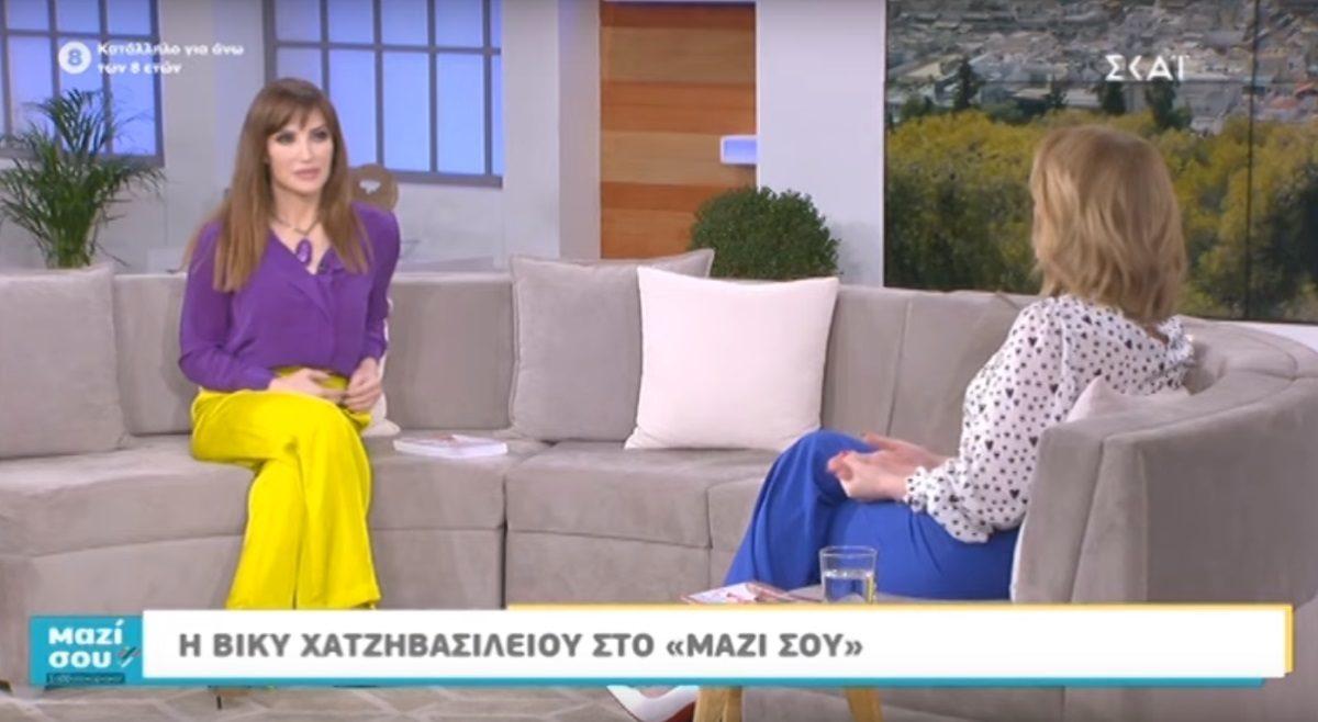 Βίκυ Χατζηβασιλείου: Η εξομολόγηση στην Τατιάνα για το «Πάμε Πακέτο» τους γιους της και το «Just the 2 of us» [video] | tlife.gr