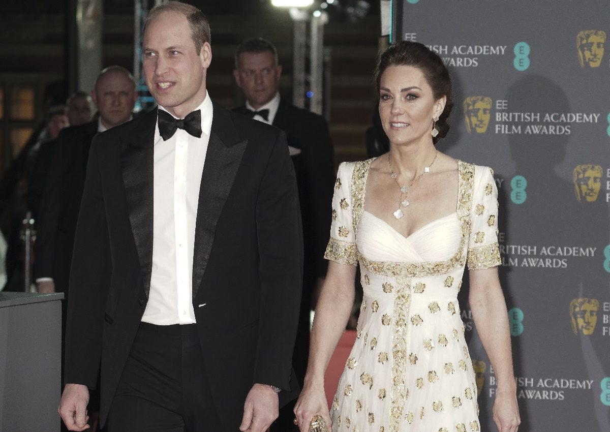 Bafta 2020: Η λαμπερή είσοδος του πριγκιπικού ζεύγους, στο κόκκινο χαλί των βραβείων! [pics,video] | tlife.gr