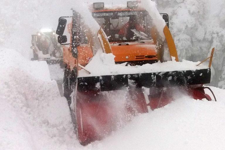 Καιρός: Που θα χιονίσει! Πολικές θερμοκρασίες και θυελλώδεις άνεμοι   tlife.gr