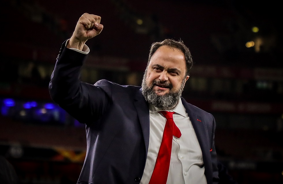 Ο Βαγγέλης Μαρινάκης ανακοίνωσε ότι είναι αρνητικός στον κορονοϊό!