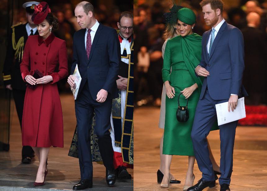 Kate Middleton vs Meghan Markle! Ποια εμφάνιση σου άρεσε περισσότερο; | tlife.gr