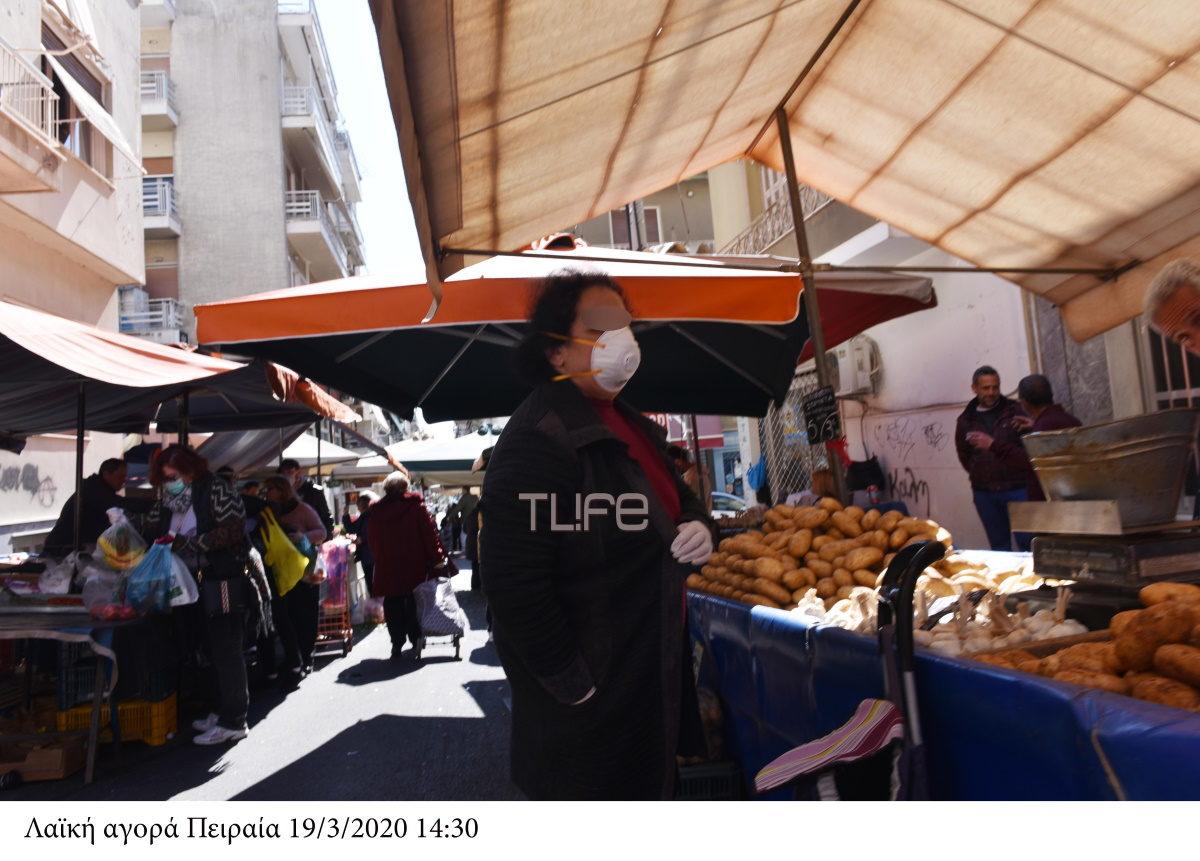 Συγκλονιστικό οδοιπορικό στον έρημο Πειραιά! Μόνο στη λαϊκή υπάρχει ζωή! Φωτορεπορτάζ | tlife.gr