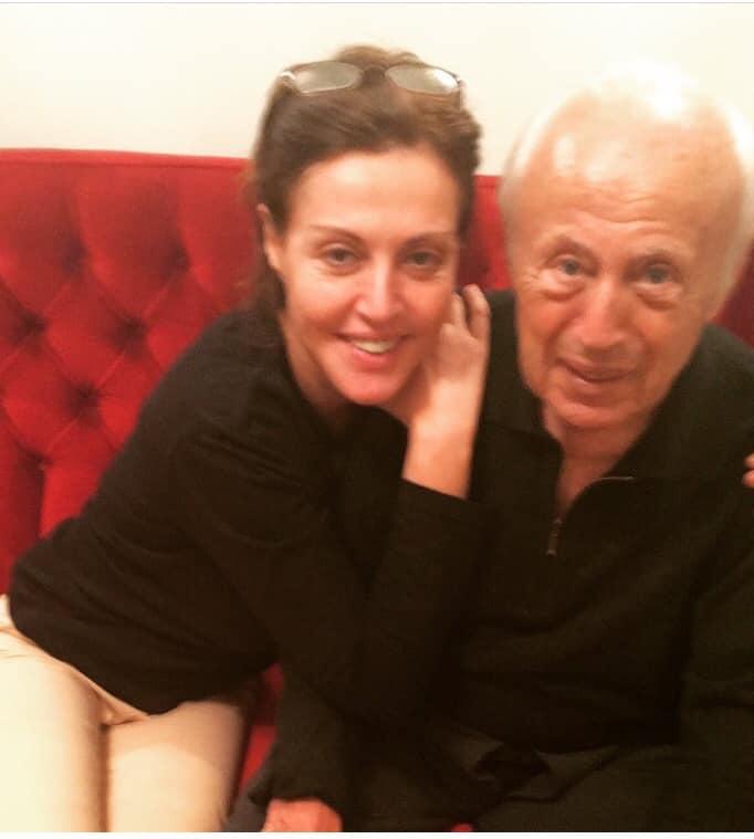 Αλεξάνδρα Παλαιολόγου: Βαρύ πένθος για την ηθοποιό- Πέθανε ο πατέρας της   tlife.gr