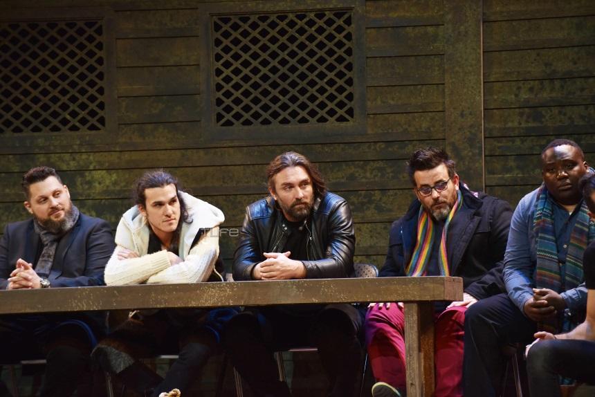 Θέατρο Παλλάς: Λαμβάνει μέτρα για τον κορονοϊό και συνεχίζονται οι παραστάσεις του «Moby Dick» | tlife.gr