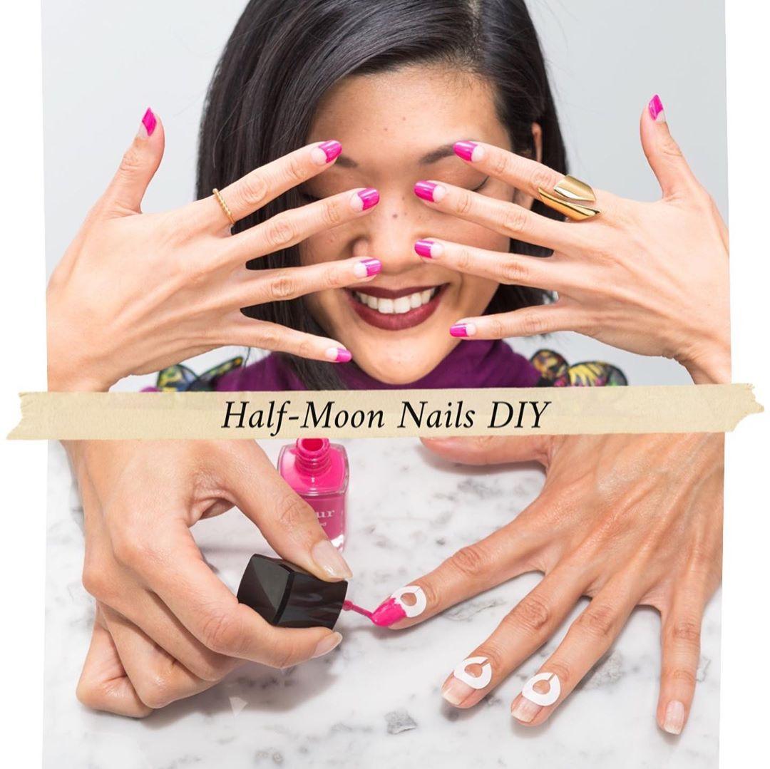 Η διευθύντρια του αμερικάνικου Allure μας δείχνει το αγαπημένο της nail art για την καραντίνα! | tlife.gr