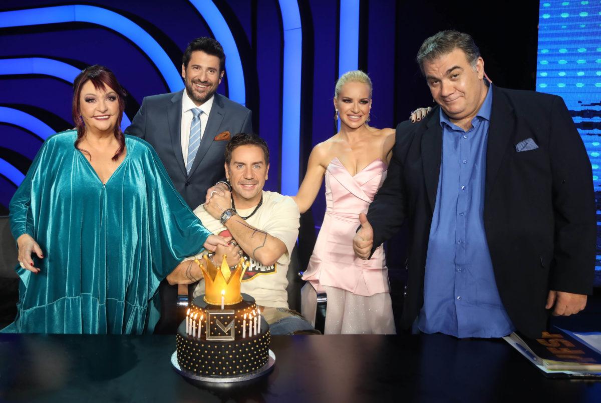 Γιώργος Μαζωνάκης: Η έκπληξη για τα γενέθλιά του στο πλατό του YFSF! [pics,vid] | tlife.gr