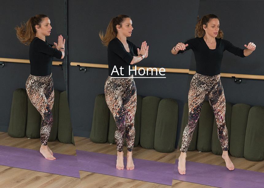 Γυμναστική στο σπίτι: Το πρόγραμμα αερόβιων ασκήσεων που θα σε βοηθήσει να αδυνατίσεις!