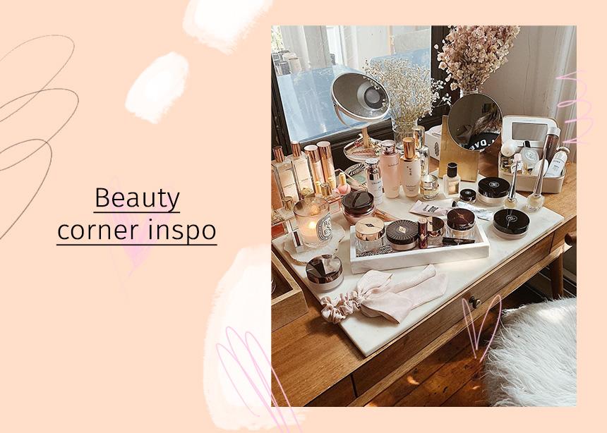 10 ονειρεμένες beauty γωνιές γιατί τώρα έχεις χρόνο να φτιάξεις το boudoir σου όπως ήθελες πάντα!