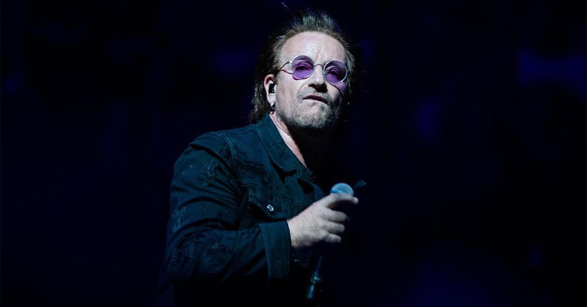 Ο Bono των U2 έγραψε τραγούδι για τον κορoνοϊό -Το αφιερώνει στους Ιταλούς και τους γιατρούς | tlife.gr