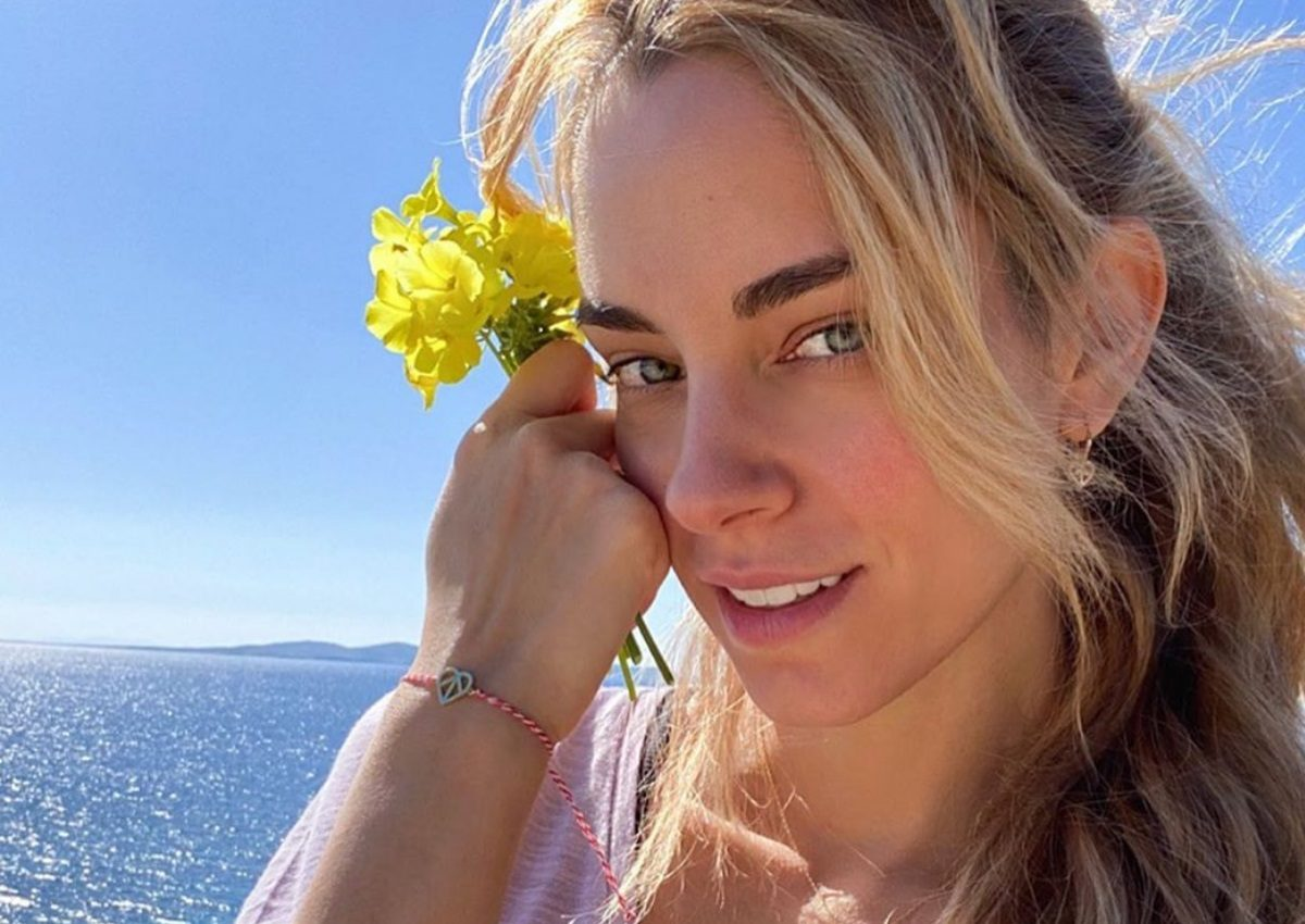 Δούκισσα Νομικού: Ανέμελες στιγμές στο νησί των Ανέμων [pics] | tlife.gr