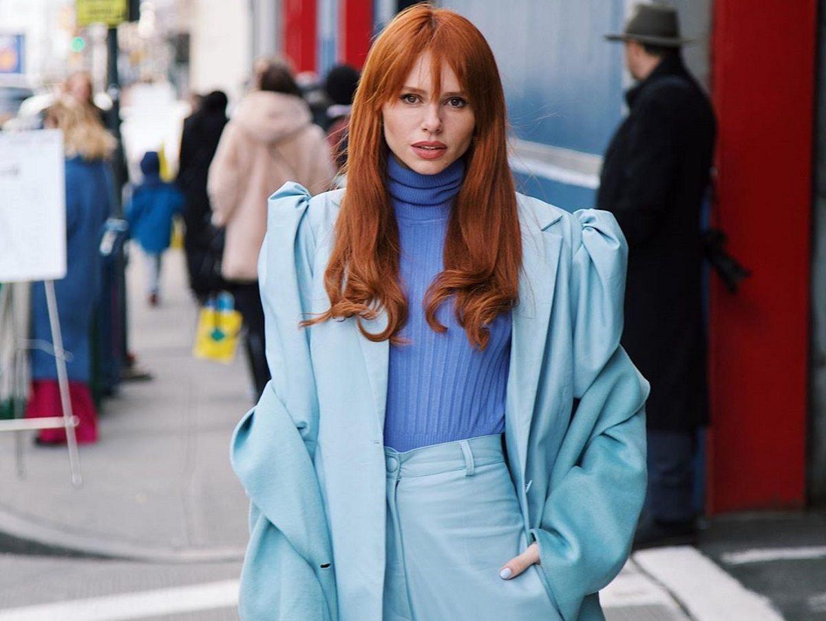 Έβελυν Καζαντζόγλου: Την συμπεριέλαβαν οι «Times» του Λονδίνου στις πιο στιλάτες γυναίκες του Paris Fashion Week! | tlife.gr