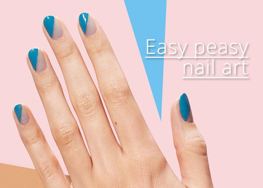 10 πανεύκολα και stylish nail art που μπορείς να κάνεις μόνη σου στο σπίτι!   tlife.gr