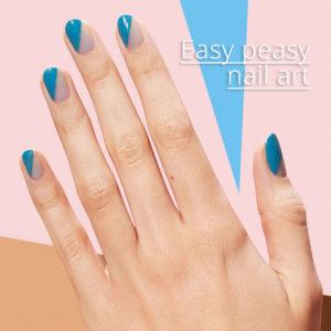 10 πανεύκολα και stylish nail art που μπορείς να κάνεις μόνη σου στο σπίτι