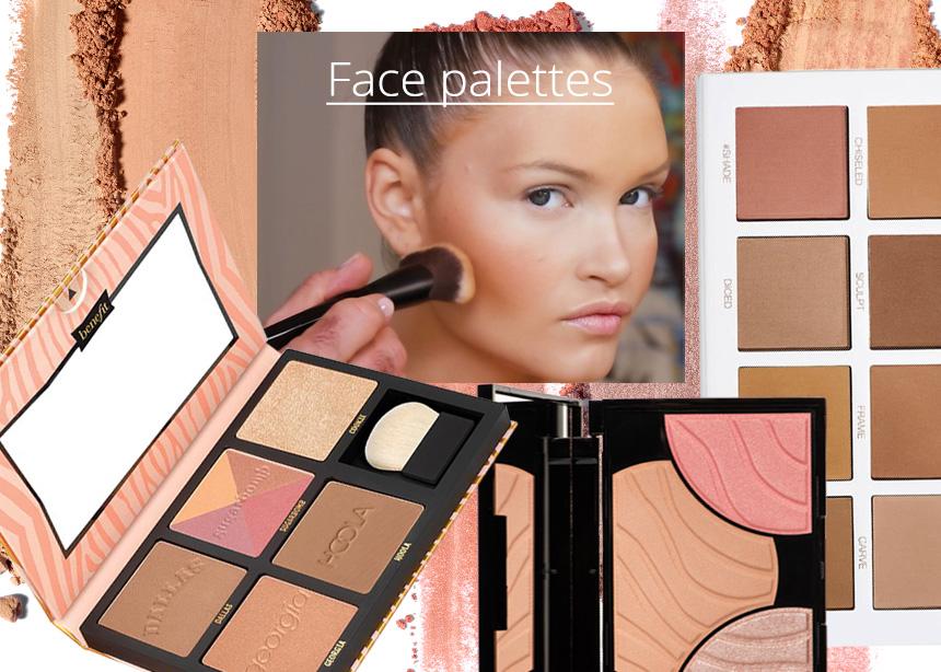 5 ολοκαίνουργιες παλέτες που θα ζωντανέψουν το πρόσωπό σου την άνοιξη! | tlife.gr