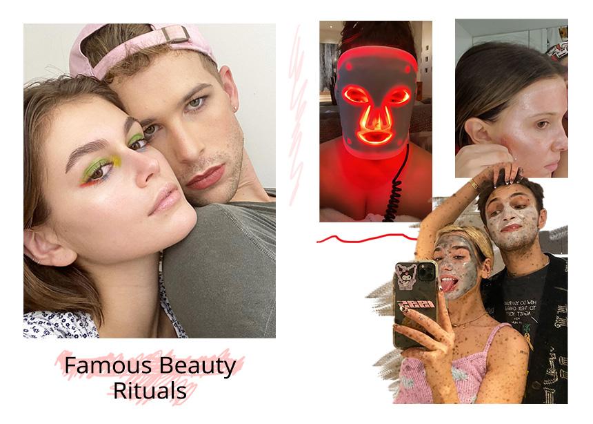 Οι beauty συνήθειες των διασήμων στην καραντίνα που δεν μπορούμε να σταματήσουμε να βλέπουμε! | tlife.gr
