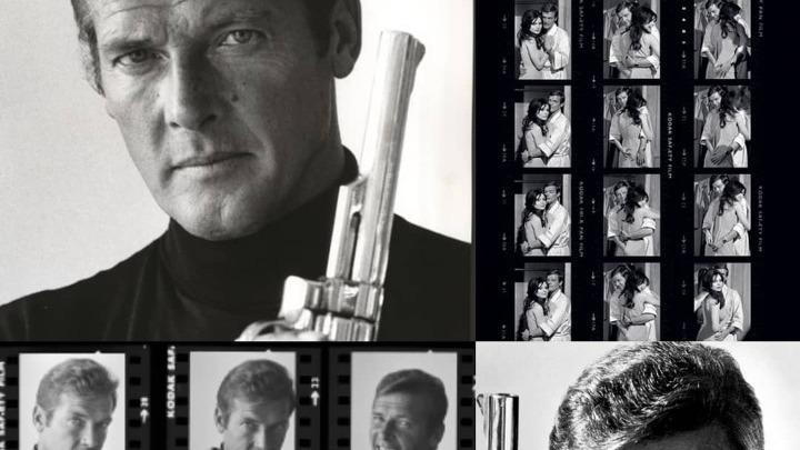 Σπάνιες φωτογραφίες του Τέρι Ο ' Νιλ από τα γυρίσματα ταινιών James Bond σε έκθεση σto Λονδίνο! | tlife.gr