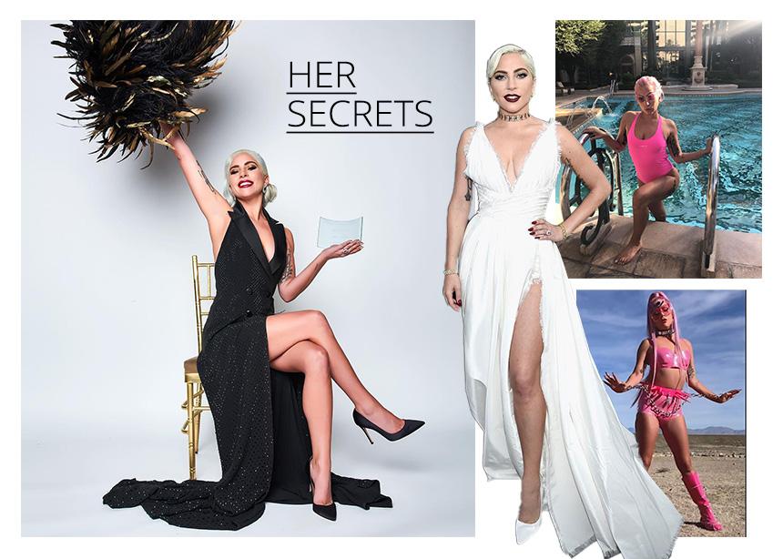 H Lady Gaga επέστρεψε! Η διατροφή και το πρόγραμμα γυμναστικής που την κρατούν σε φόρμα