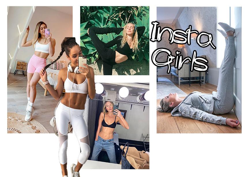 Τα καλλίγραμμα κορίτσια του Instagram που θα γίνουν το καλύτερο κίνητρο να γυμναστείς, όσο είσαι στο σπίτι! | tlife.gr