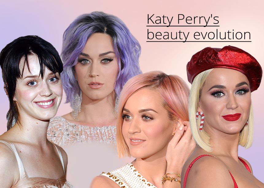 Η θεαματική μεταμόρφωση της εγκυμονούσας Katy Perry μέσα από 18 φωτογραφίες