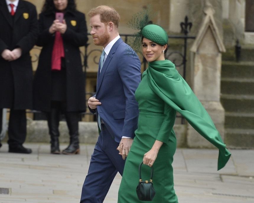 Πρίγκιπας Harry – Meghan Markle: Η τελευταία τους βασιλική εμφάνιση! Συνάντησαν την βασίλισσα Ελισάβετ [pics] | tlife.gr