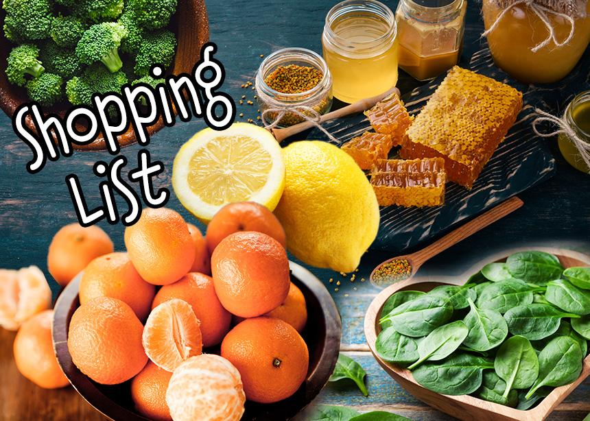 Οι τροφές που θα ενισχύσουν το ανοσοποιητικό σου σύστημα! | tlife.gr