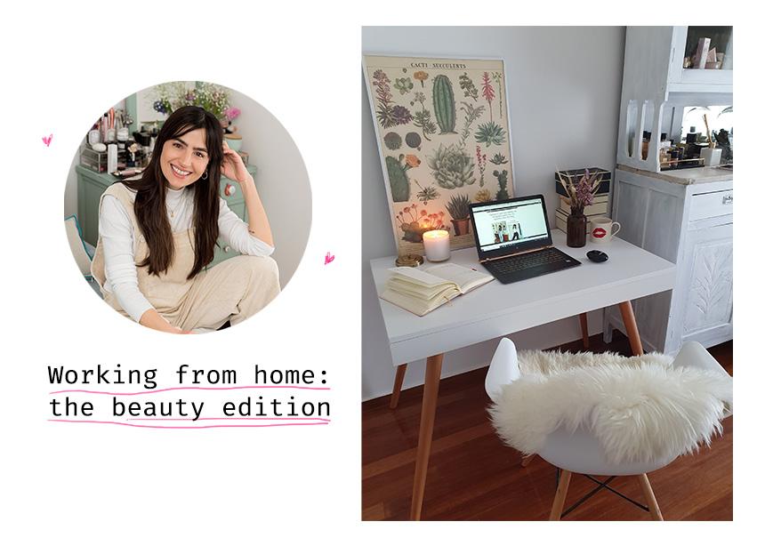 Πώς να κρατήσεις τον εαυτό σου σε εγρήγορση τώρα που δουλεύεις από το σπίτι. Μερικά beauty tips! | tlife.gr