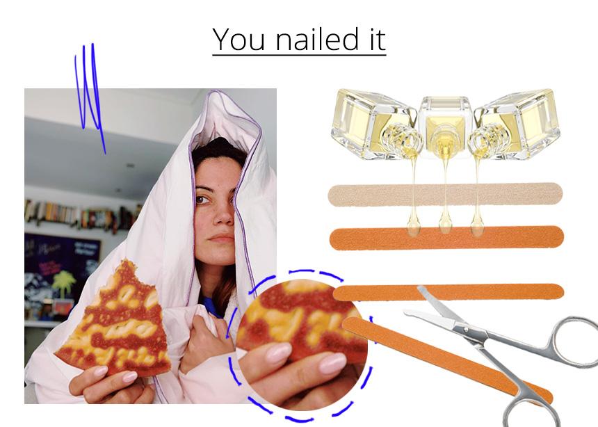 Πώς να έχεις τέλεια νύχια στην καραντίνα όπως η Μαίρη Συνατσάκη! | tlife.gr