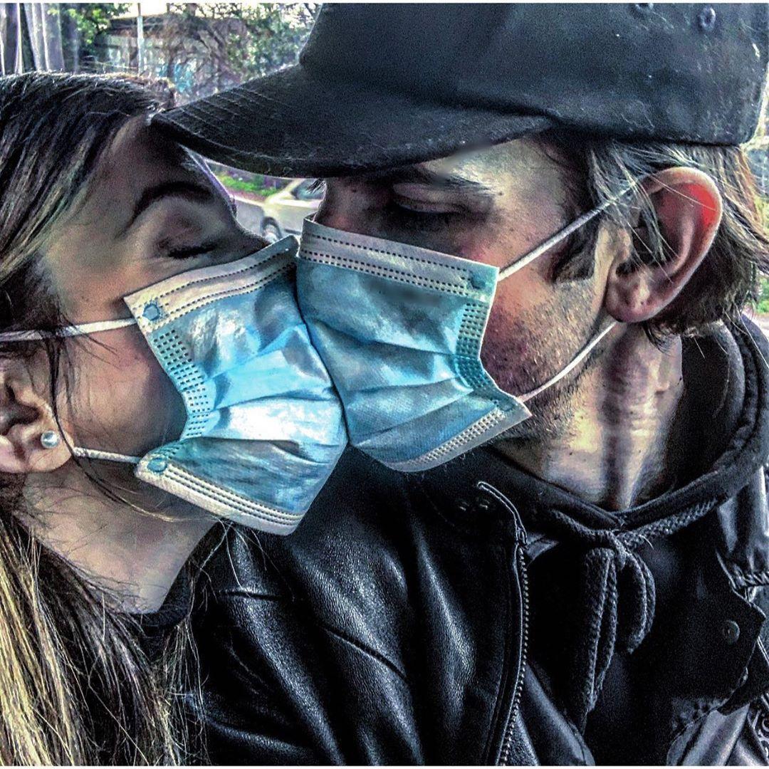 Έρωτας στις μέρες του κορονοϊού: Η εκπληκτική φωτογραφία της Ελληνίδας ηθοποιού που είναι έγκυος! | tlife.gr