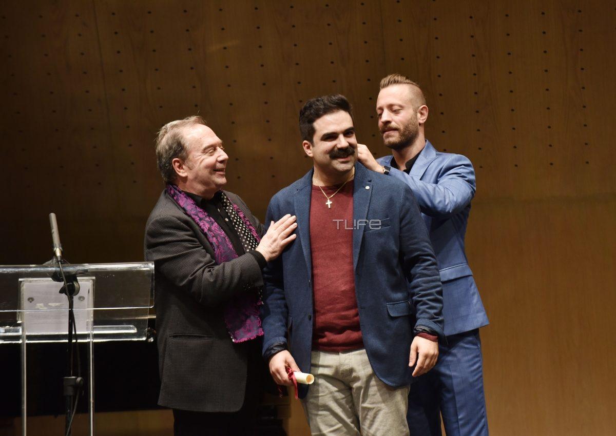 Βραβείο «Δημήτρης Χορν»: Αυτός είναι ο μεγάλος νικητής της φετινής απονομής! [pics]   tlife.gr