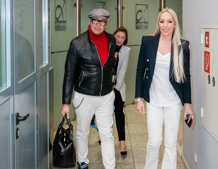 Billy Zane: Στην Ελλάδα ο διάσημος ηθοποιός! Θα συμμετέχει στην Λαμπαδηδρομία της Ολυμπιακής Φλόγας με τον Gerald Butler [pics]