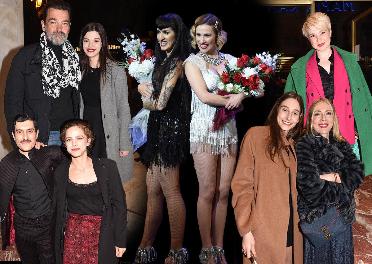 Διάσημες παρουσίες στην επίσημη πρεμιέρα του «Chicago» στο Θέατρο Ολύμπια – «Μαρία Κάλλας»! Φωτογραφίες | tlife.gr
