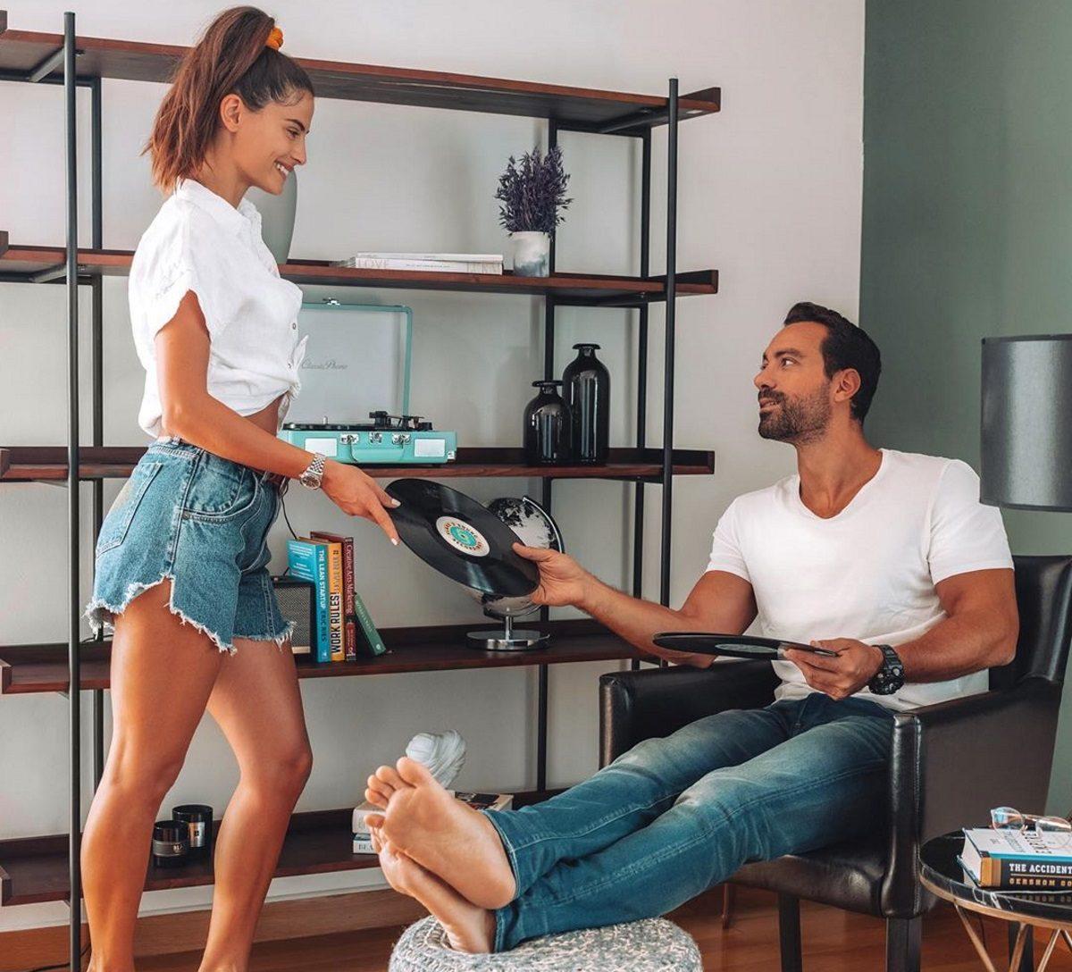 Χριστίνα Μπόμπα – Σάκης Τανιμανίδης: Η ζωή τους στο σπίτι με τον κορονοϊό! [pics,vids] | tlife.gr
