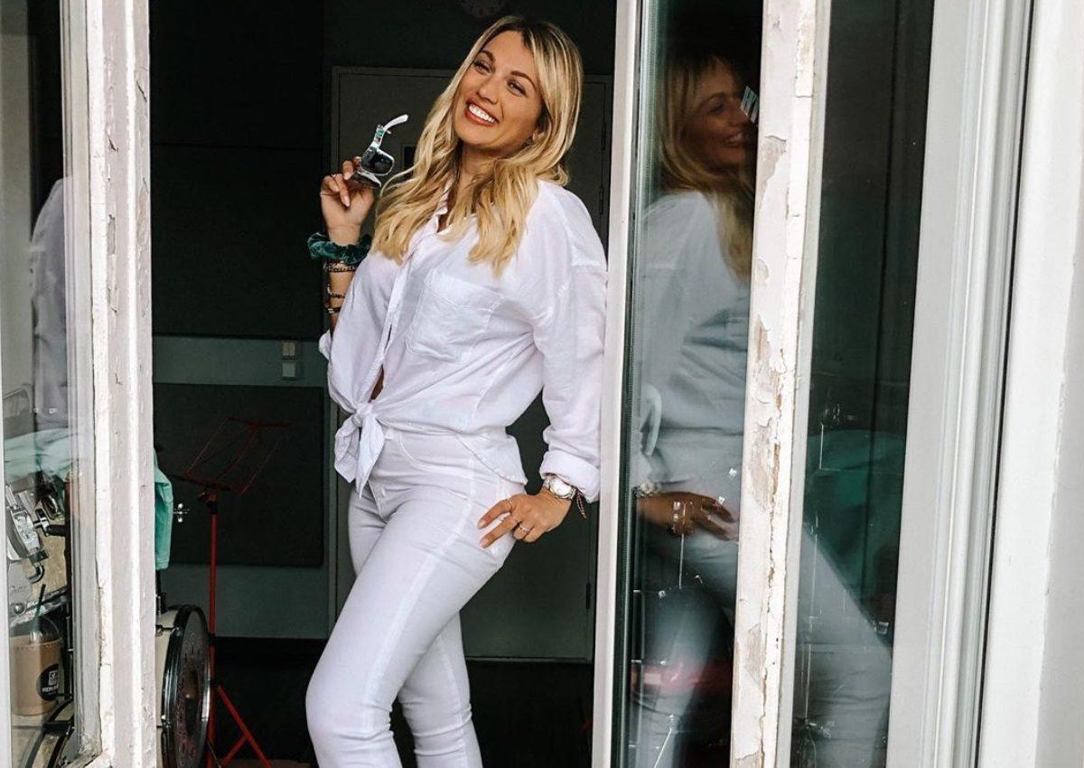 Κωνσταντίνα Σπυροπούλου: Έκανε το σπίτι της… γυμναστήριο λόγω κορονοϊου – Δες πώς αθλείται στην καραντίνα! | tlife.gr