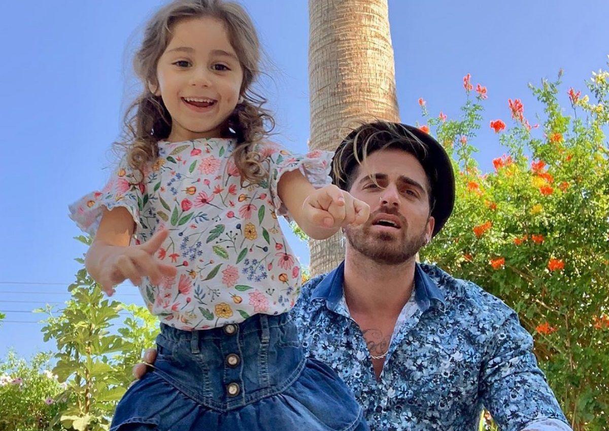 Ο Δώρος του Power Of Love φωτογραφίζεται με την 4χρονη κόρη του και μιλάει για τη σχέση τους! | tlife.gr
