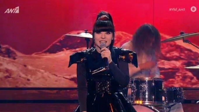 Your Face Sounds Familiar: Νικήτρια η Ευρυδίκη – Η απίθανη εμφάνισή της ως Baby Metal [video] | tlife.gr
