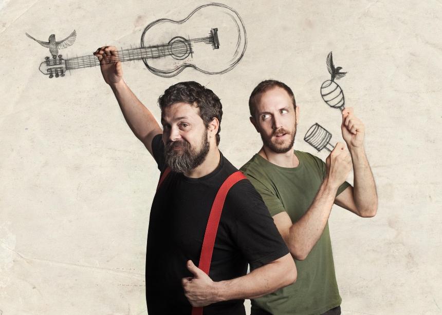 Ο Σπύρος Γραμμένος πλάθει ένα «Φανταστικό Χωριό» στο Θέατρο 104! | tlife.gr