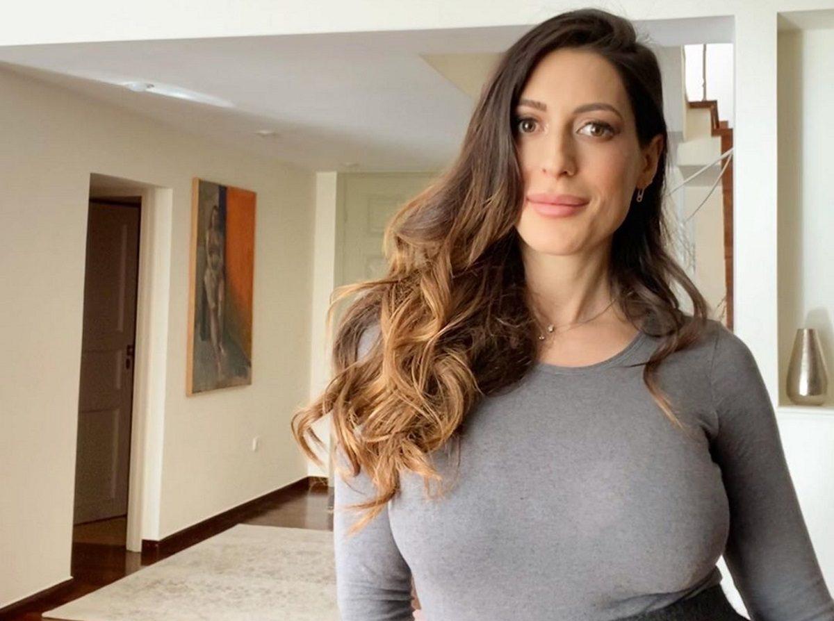 Φλορίντα Πετρουτσέλι: Το λαχταριστό γλυκό που έφτιαξε στον όγδοο μήνα της εγκυμοσύνης της | tlife.gr