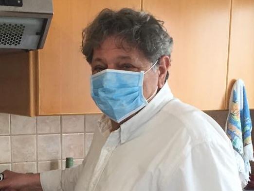 Γιώργος Παρτσαλάκης: Δες τι κάνει αποκλεισμένος στην Κύπρο λόγω κορονοϊού! | tlife.gr