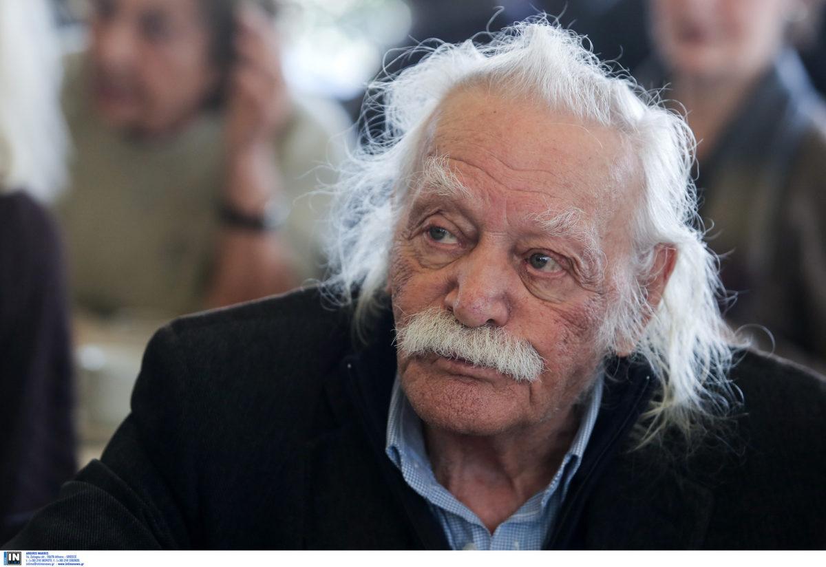 Μανώλης Γλέζος: Η ανακοίνωση της οικογένειας για την κηδεία του | tlife.gr