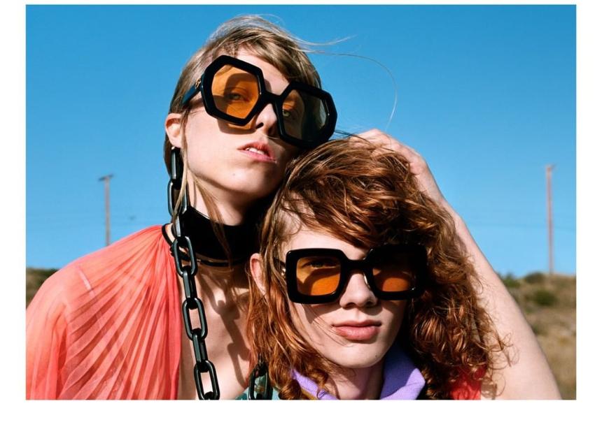 Δες το fashion video με την νέα Gucci συλλογή γυαλιών!   tlife.gr